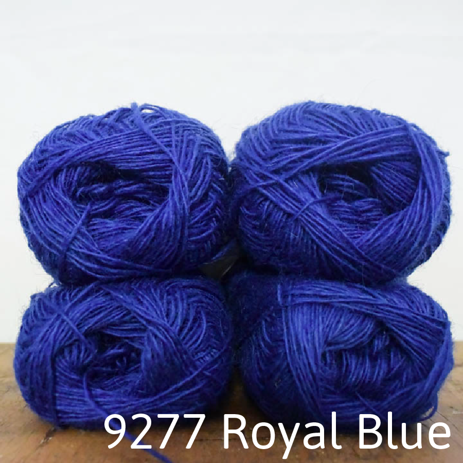 Einband 9277 royal blue - Nordisk garn