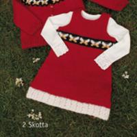 Istex strikkeopskrift 27-2 Skotta - Nordisk Garn