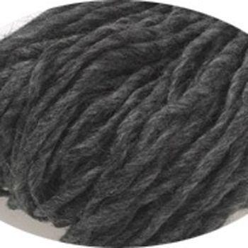 Bulky Lopi 0058 Dark grey heather - Nordisk Garn