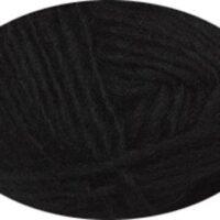 Bulky Lopi 0059 Black - Nordisk Garn