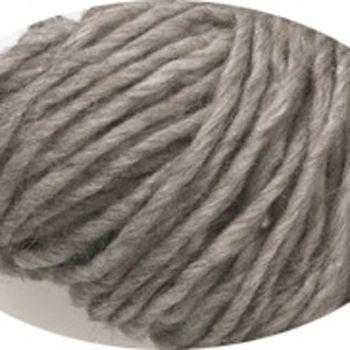 Bulky Lopi 0086 Light beige heather - Nordisk Garn